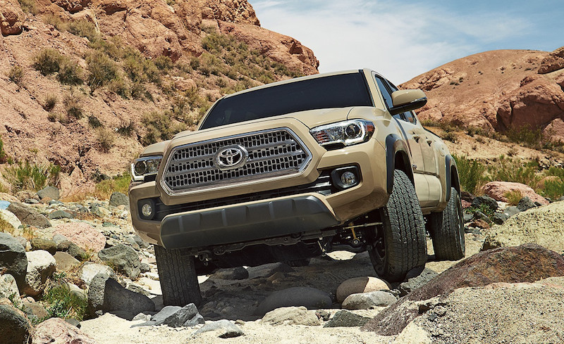 Off road Tacoma