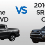 Toyota Tacoma vs. Honda Ridgeline – Comparison Chart Shows Toyota Has Little To Fear