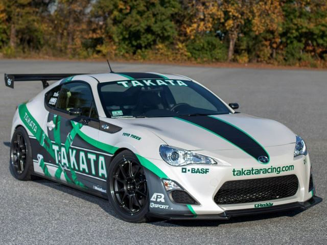 Takata Scion FR-S