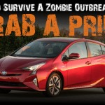 The Toyota Prius Is the Best Zombie Apocalypse Survival Vehicle, Bar None