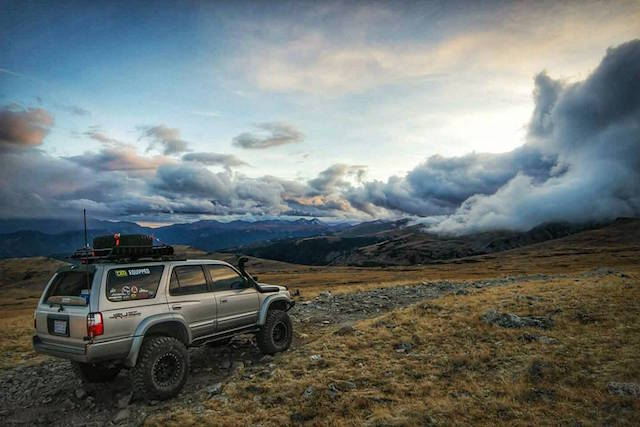 Timberline 4Runner