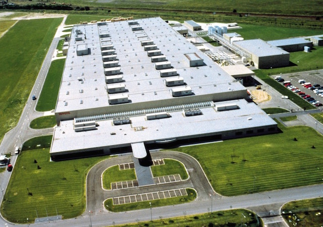 Toyota Wales Factory