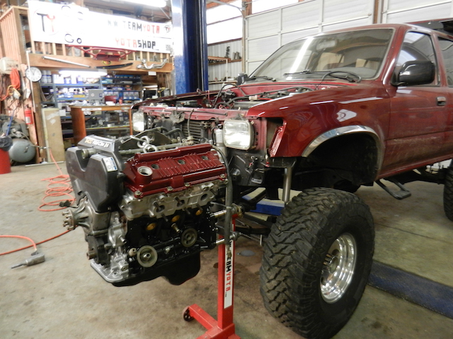 4Runner conversion 3