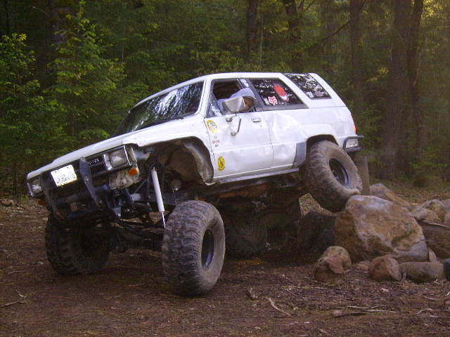 Hitch rock 4runner
