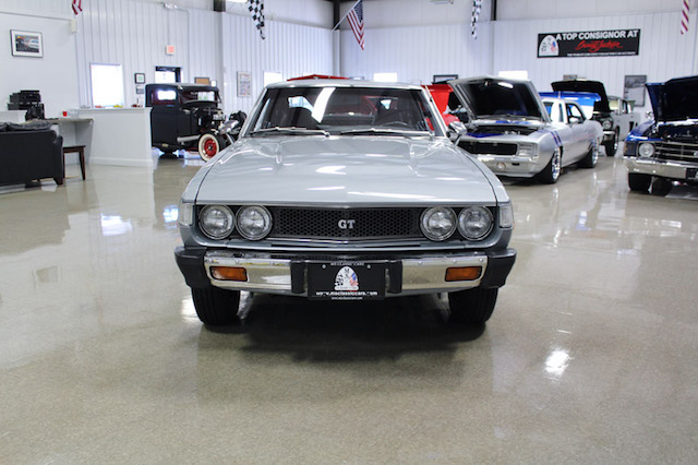 Travel back to 1977 with this toyota celica gt liftback toyota classic 77 celica 14 fandeluxe Choice Image