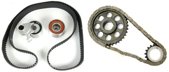 Does My Toyota Have A Timing Belt or A Timing Chain? | Toyota Parts