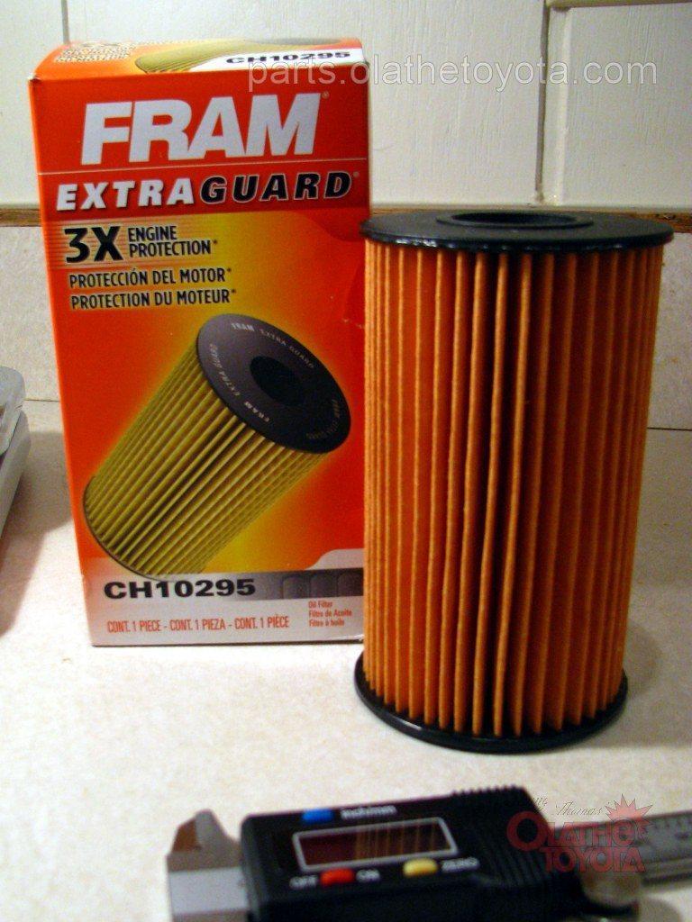 Olathe toyot oil filter comparison tundra oem filter vs fram fram extraguard filter nvjuhfo Gallery