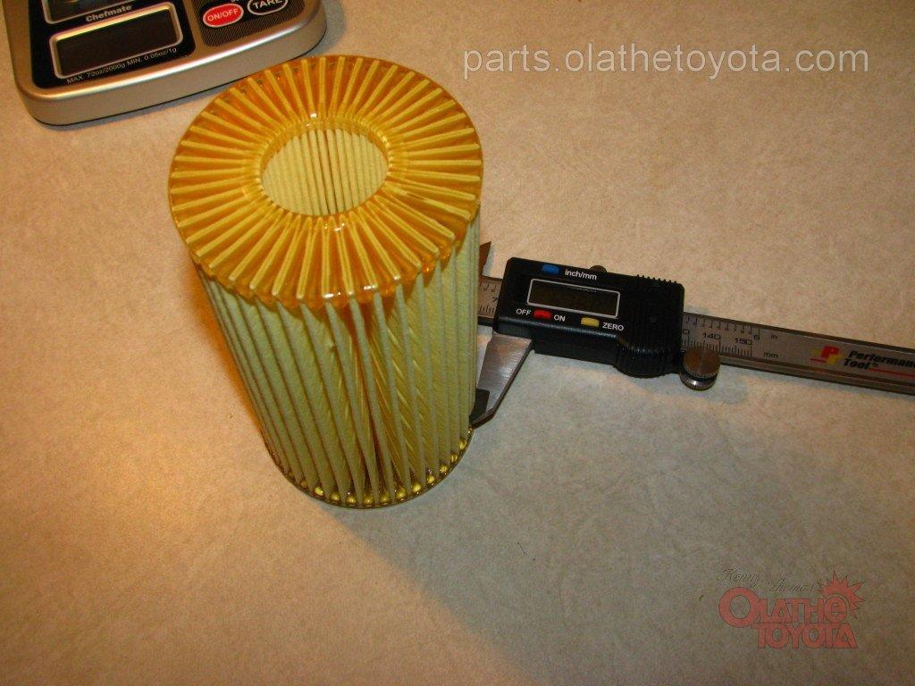 Olathe toyot oil filter comparison tundra oem filter vs fram standard fram oil filter aka microgard filter nvjuhfo Gallery
