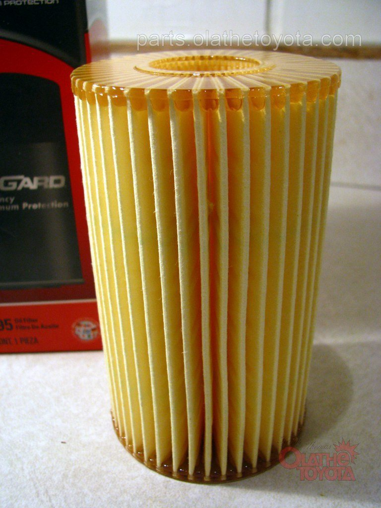 Olathe toyot oil filter comparison tundra oem filter vs fram 2 the microgard filter and the standard fram filter one in the same nvjuhfo Gallery