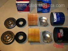 ACDelco Tacoma Oil Filter