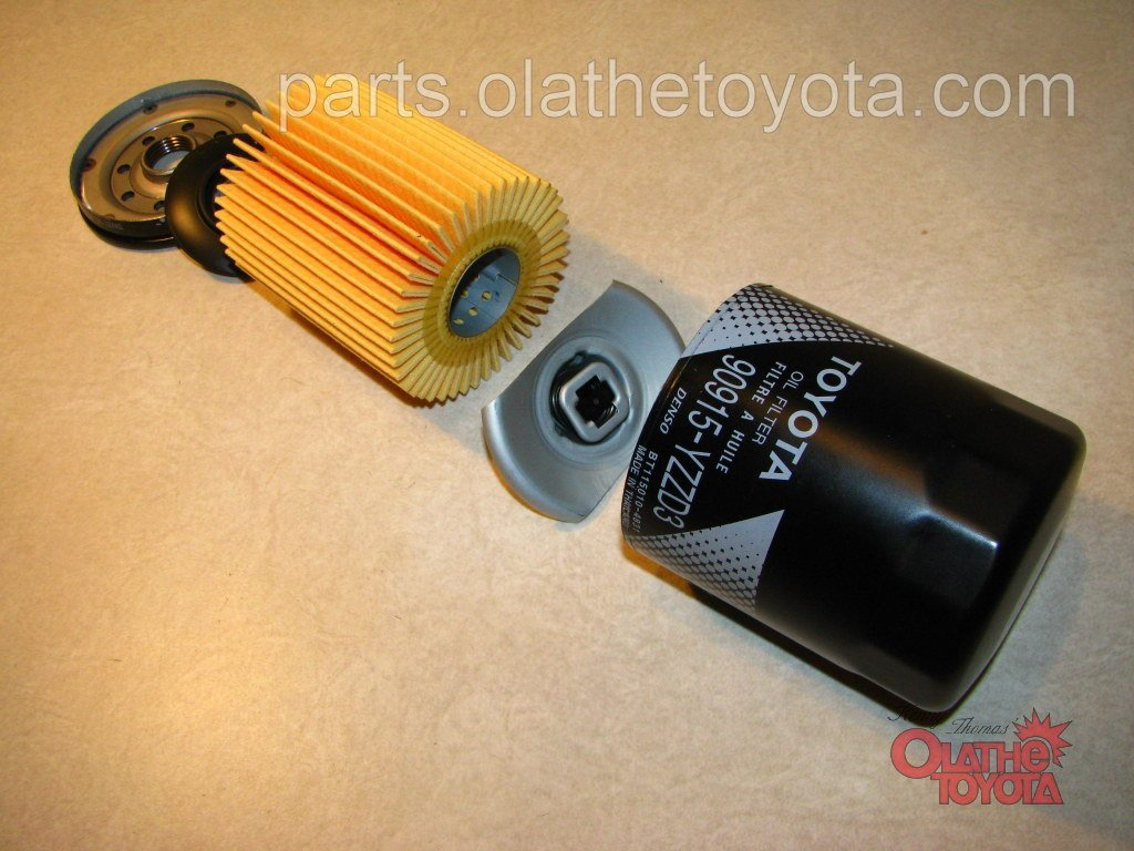 Toyota parts tacoma oil filter comparison tacoma oem filter vs standard oem tacoma oil filter nvjuhfo Image collections