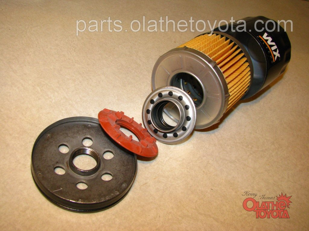 Toyota parts tacoma oil filter comparison tacoma oem filter vs wix tacoma oil filter nvjuhfo Image collections