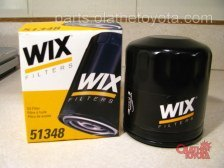 Wix Tacoma Oil Filter
