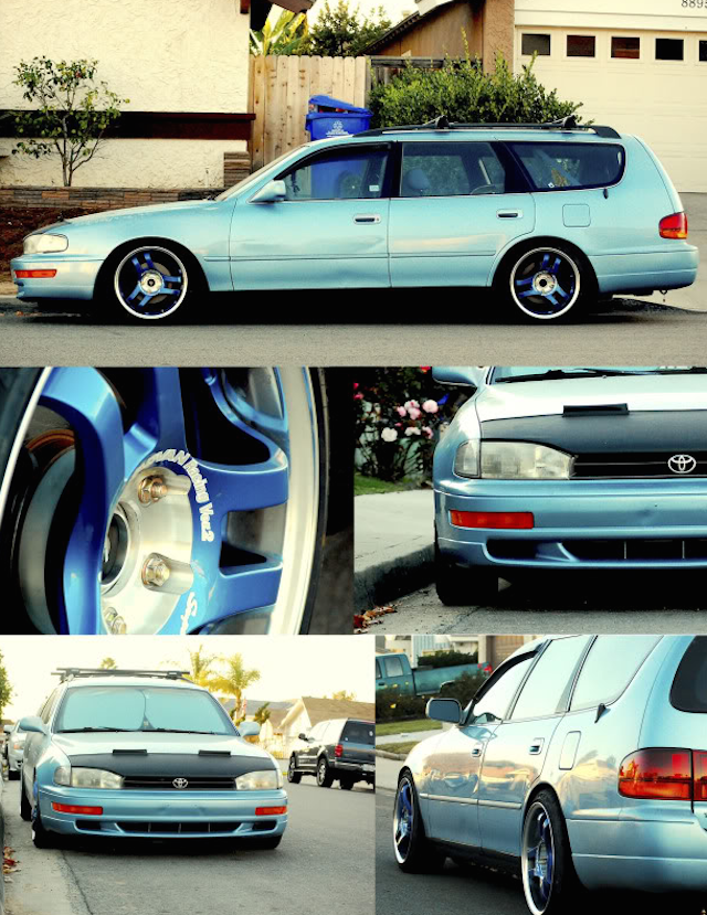 Modded camry wagon1