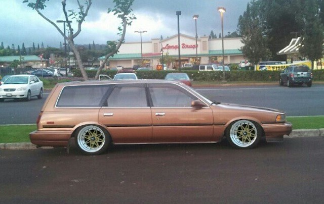 Modded camry wagon5
