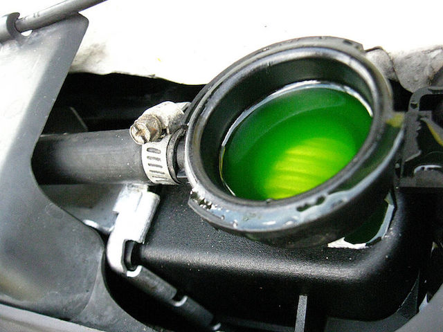 The Ultimate Coolant Color Guide | Toyota Parts Center Blog