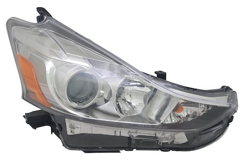 OEM headlight