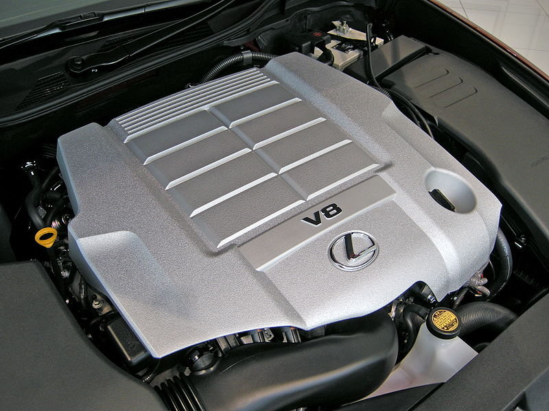Toyota 1UR-FSE_Engine