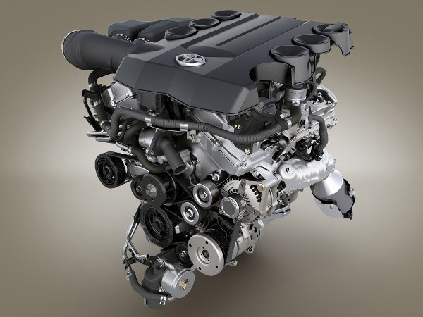 Toyota Parts | Information About The Toyota GR Series Engine