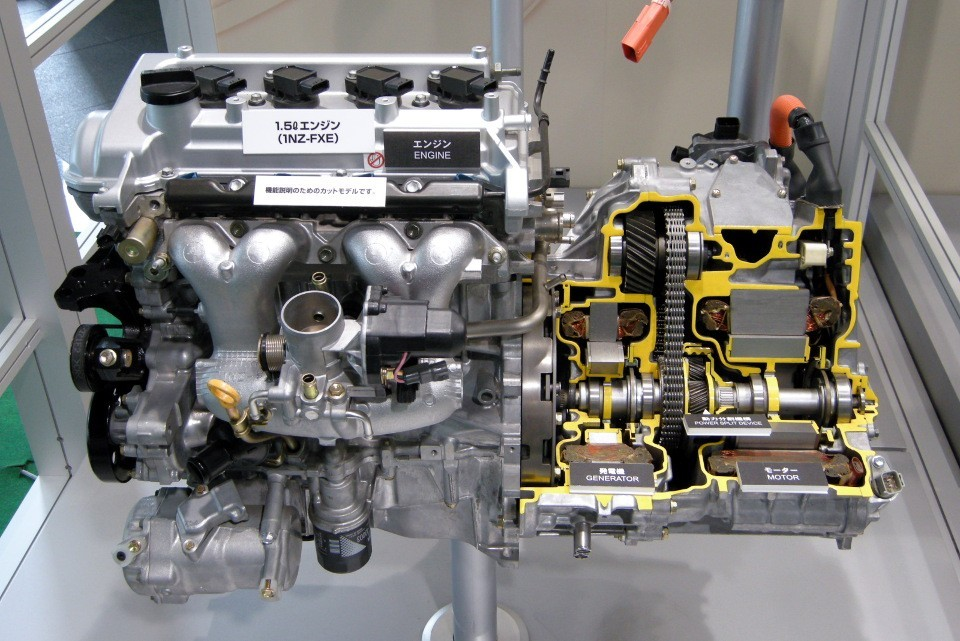 Toyota Parts | Information About The Toyota NR and NZ Series Engines