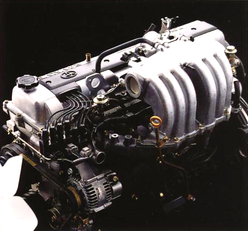 Toyota F Series Engine