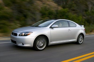 Scion tC Parts
