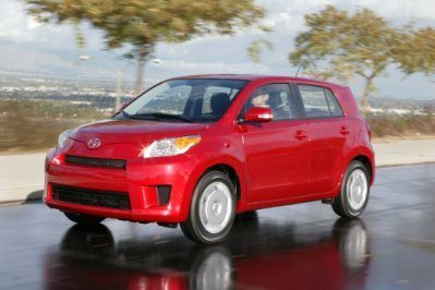 Scion xD Parts