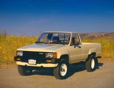 Toyota Pickup Parts