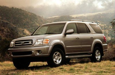 Toyota Sequoia Parts