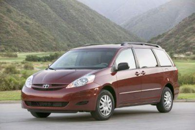 Toyota Sienna Parts