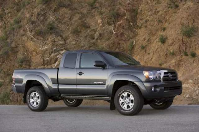 Toyota Tacoma Problems and Common Complaints | Toyota Parts Center Blog