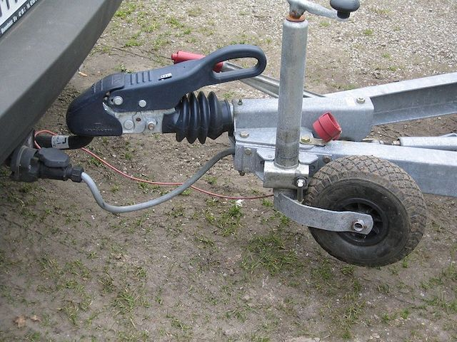 tow trailer