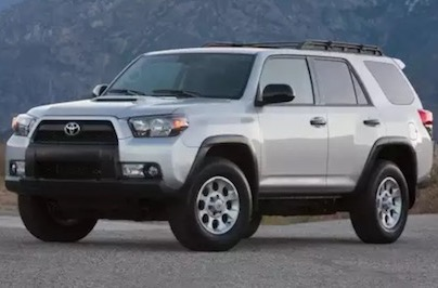 OEM Toyota 4Runner Parts - Olathe Toyota Parts Center