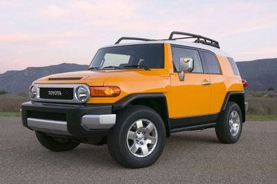 Toyota FJ Cruiser Parts