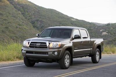 OEM Toyota Tacoma Parts - Olathe Toyota Parts Center