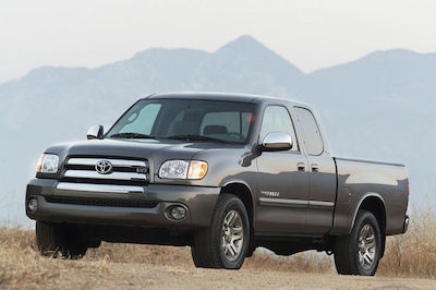Toyota Tundra Parts
