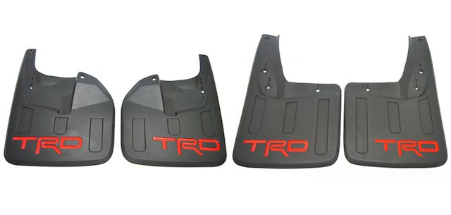 TRD flap set