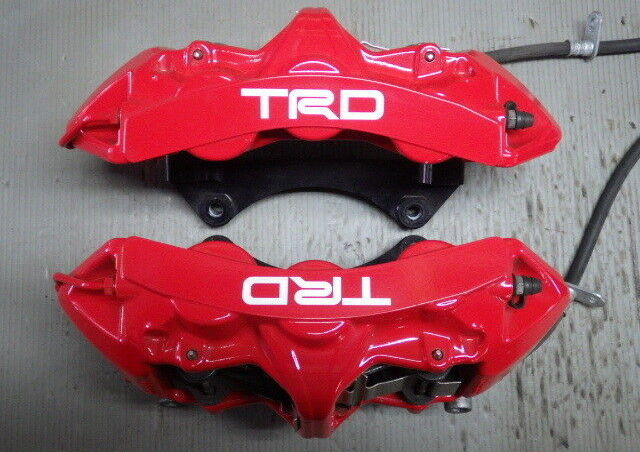 TRD oem calipers