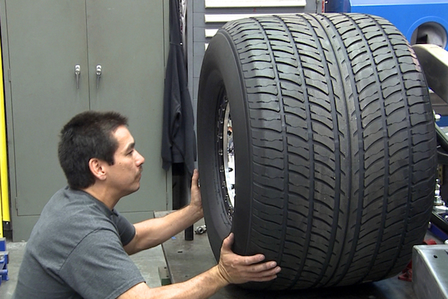 Dragquoia tires