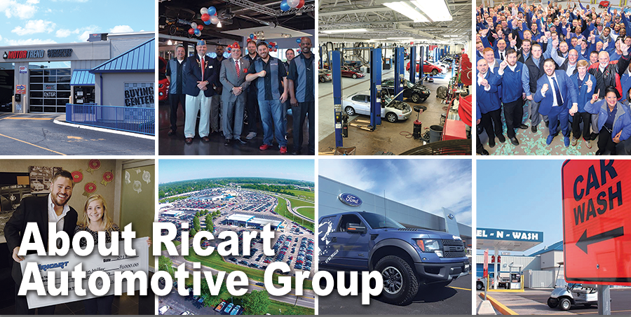 About Ricart Automotive Group Images