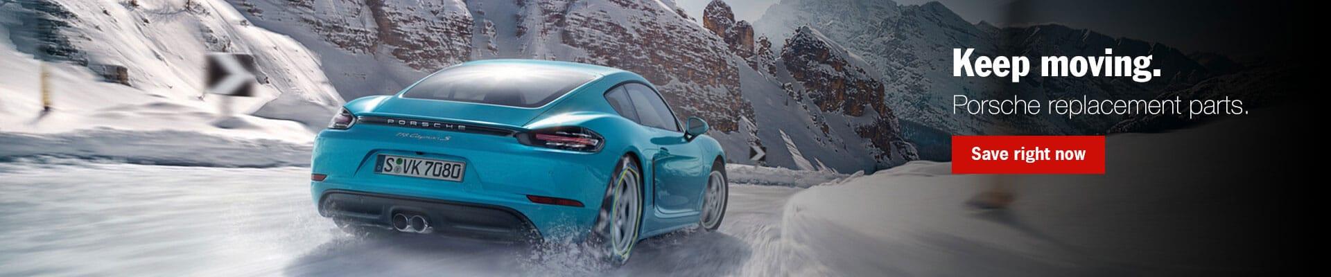 OEM Porsche Parts
