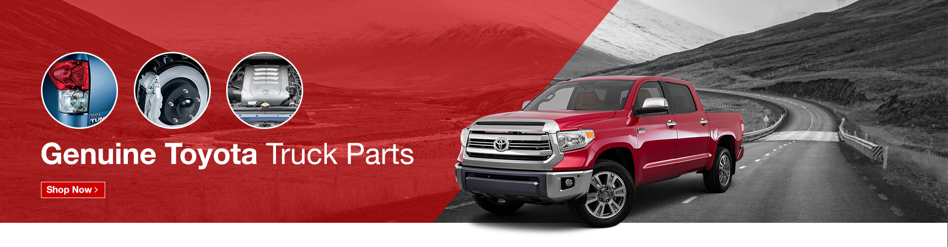 OEM Toyota Truck Parts