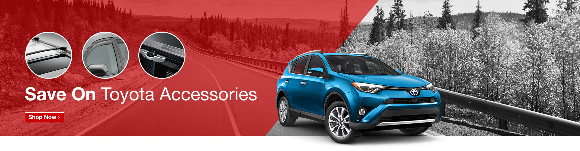 Save on Toyota Accessories