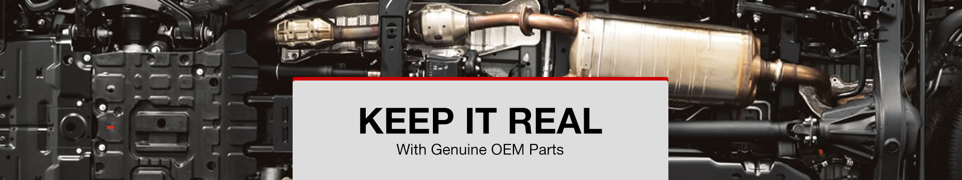 OEM Part Source Banner 1