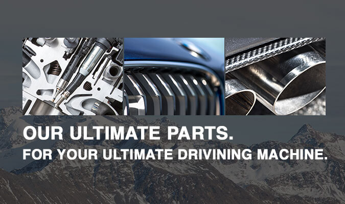 Our Ultimate BMW Parts