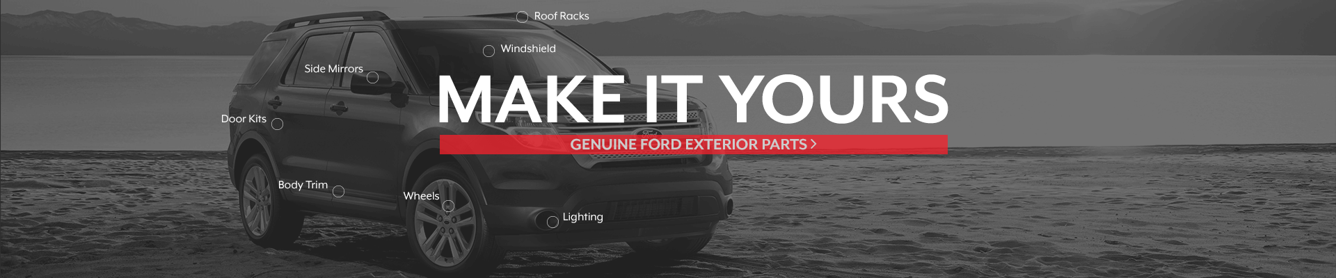 Genuine Ford Parts