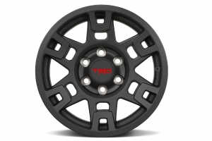 "17"" Wheel, Alloy, Matte Black"