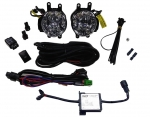 LED Daytime Running Lights + LED Fog Lights 2 in 1 Kits- Tundra