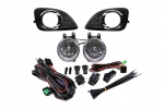 Halogen Fog Light Kit 2010-2011 Camry