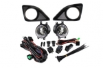 Halogen Fog Light Kit 2008-2010 Corolla